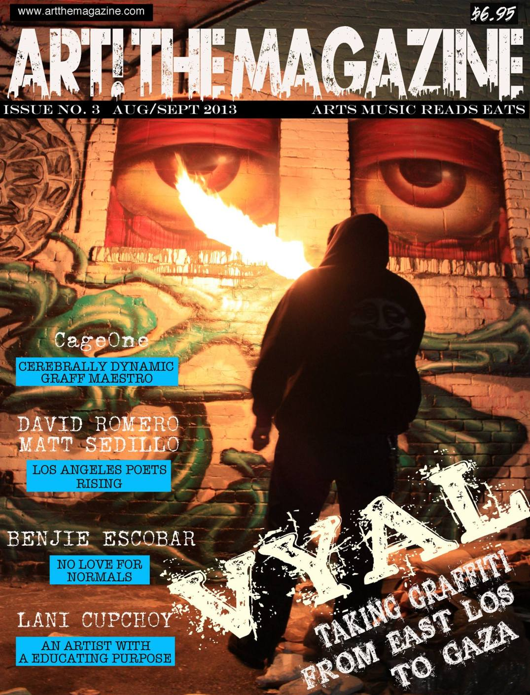 Art! The Magazine issue III